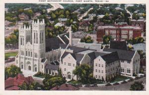 Texas Fort Worth First Methodist Church