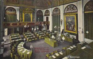 s´Gravenhage, Vergaderzaal v. d. Eerste Kamer der Staten, Generaal, South Ho...