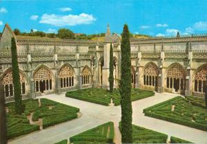 Portugal, BATALHA, Monastery Garden and Royal Cloister, Mosteiro Jardim