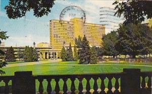 Colorado Denver The Denver Hilton 1968