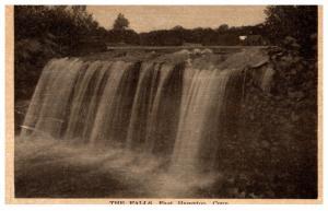 Connecticut   East Hampton ,  The Falls