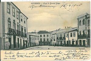 VINTAGE POSTCARD PORTUGAL  - ESTREMOZ