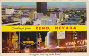 Greetings From Reno Nevada