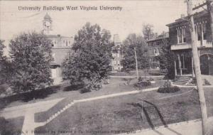 West Virginia Montgomery University Buildings West Virginia University 1907