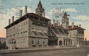 COLORADO SPRINGS , Colorado , 1919 ;  Antlers Hotel