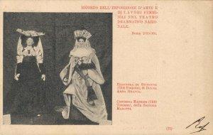 Italy Ricordo Dell'esposizione D'Arte E Di Lavori Femminili Roma 1899-1900 04.49