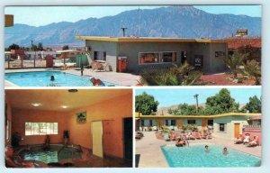 DESERT HOT SPRINGS, California CA ~ Roadside EL REPOSO SPA c1960s  Postcard