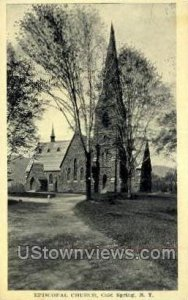 Episcopal Church in Cold Springs, New York