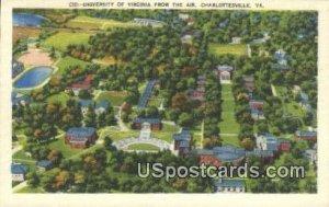 University of Virginia - Charlottesville