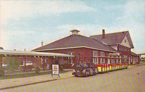Soo Tour Trains Sault Street Marie Michigan