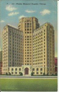 Chicago, Wesley Memorial Hospital