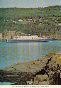 Canada Nova Scotia Digby Gap Princess Of Arcadia