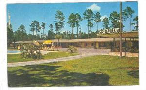 Paloma Court & Restaurant, North Nahunta, Georgia, 40-60s