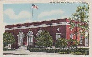 Ohio Wapakoneta United States Post Office