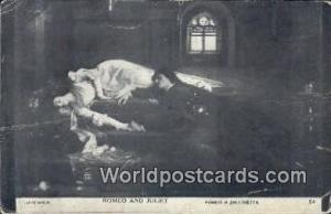 Russia, Soviet Union Romeo & Juliet Romeo & Juliet