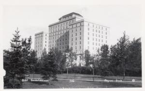 RP: REGINA , Saskatchewan , Canada , 1920-30s ; Hotel sask. #2