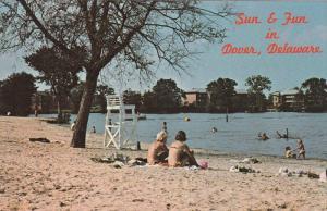 Silver Lake Recreation Area , DOVER , Delaware , 50-60s