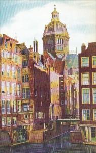 Netherlands Amsterdam T Kolkje