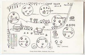 Camp Seven Hills, Holland NY