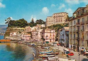 Italy Sorrento Marina Grande