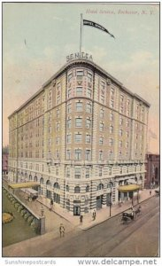 Hotel Seneca Rochester New York  1911
