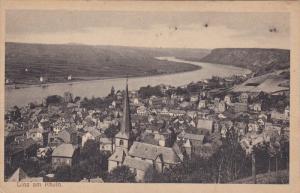 Panorama, LINZ AM RHEIN (Rhineland-Palatinate), Germany, 1910-1920s