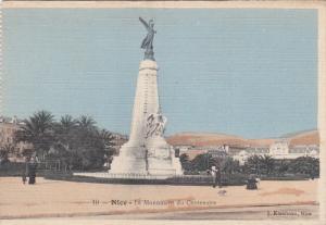 NICE , France , 00-10s : Le Monument du Centenaire
