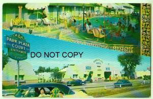 Park Plaza Motel, St Louis MO