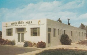 HOLLYWOOD , Florida , 50-60s ; Doster Hosiery Mill