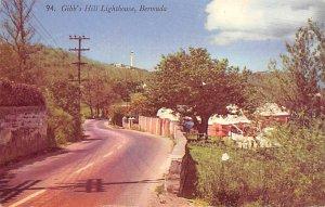 Gibbs Hill Lighthouse Bermuda 1954