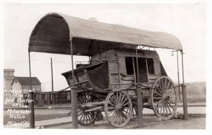 MILES CITY MONTANA STAGE COACH