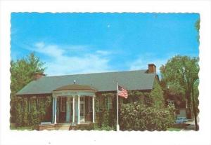 Town Library, Peterborough, New Hampshire, 1940-1960s