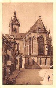 La Cathedrale Colmar France Unused