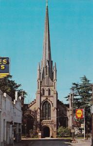 ABBEVILLE , South Carolina, 1940-60s ; Trinity Church