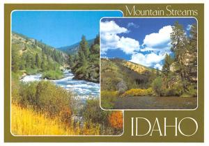 Mountain Streams - Idaho