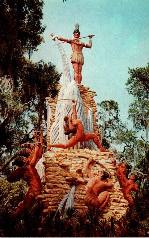 Giant Chief Tomoka Ormand Beach Florida