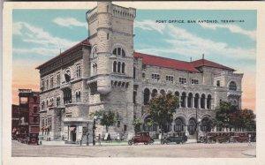 Texas San Antonio Post Office sk2907