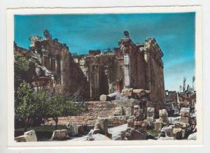 RP, Baalbek-Temple Of Bacchus, Lebanon, 1930-50s