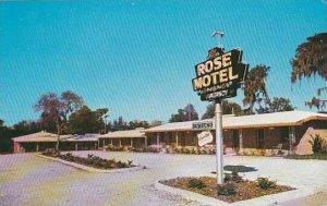 Florida Winter Haven Rose Motel 1904