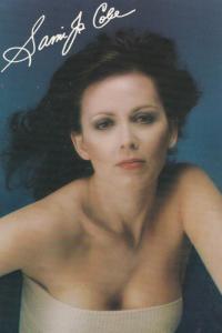Sami Jo Cole Country & Western Singer Stunning Portrait Rare Postcard Photo