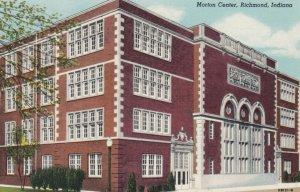 RICHMOND, Indiana, 1930-40s; Morton Center