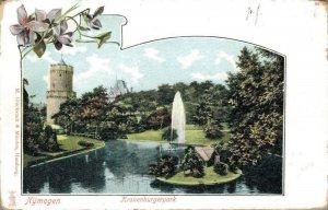 Netherlands Nijmegen Kronenburgerpark 03.03