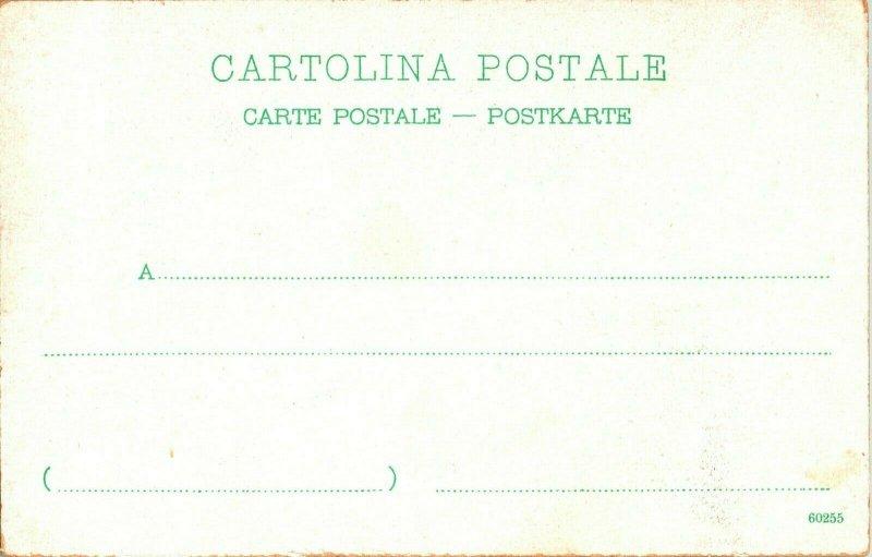 Carte Postale Vintage - Carabinieri - Entier - Guggenheim & Co