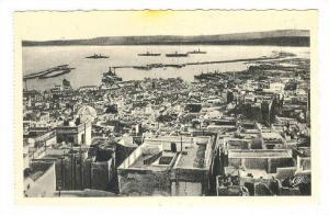 ALGER , 1910-20s ; Ships in harbour