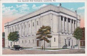 Kentucky Louisville New Scottish Rite Cathedral