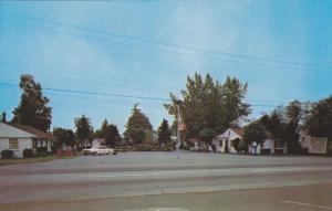 Rainbow Auto Lodge , VANCOUVER , B.C. , Canada , 50-60s