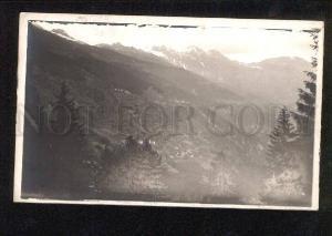 048440 UKRAINE Carpathian mountains Vintage PC #3