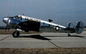 Beech C-45H Expeditor