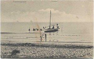 Dutch Indonesia Vissersprauw 03.92