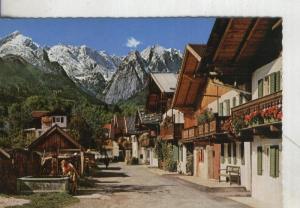 Postal: Alemania-Garmisch Partenkirchen
